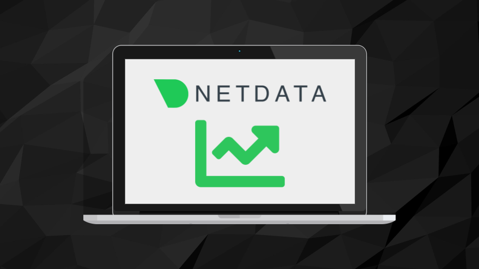 Easy and extensive resource monitoring with Netdata
