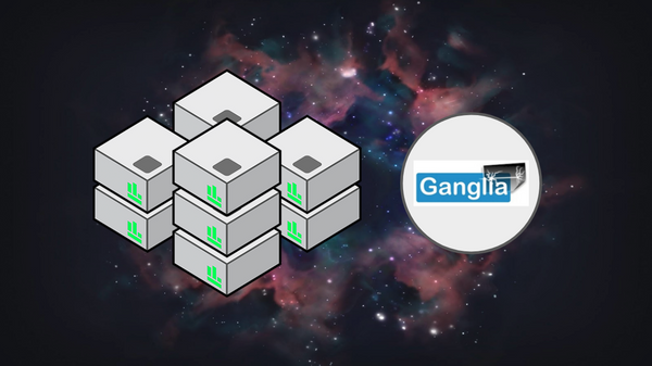 Ganglia on Auto Scale Clusters