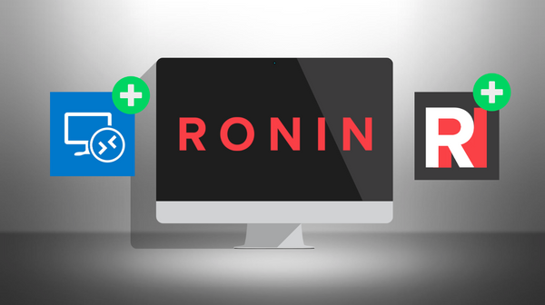 What's New In Ronin